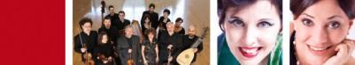 EUROPA GALANTE, FABIO BIONDI direction, MARINA DE LISO contralto, ROBERTA INVERNIZZI soprano