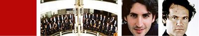 ORCHESTRE DE CHAMBRE DE LAUSANNE, LUCAS MACIAS NAVARRO hautbois, EIVIND GULLBERG JENSEN direction