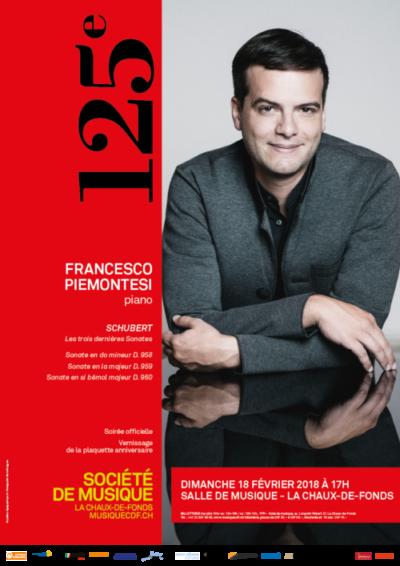 FRANCESCO PIEMONTESI piano