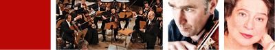 DIE DEUTSCHE KAMMERPHILHARMONIE BREMEN, ELISABETH LEONSKAJA piano, FLORIAN DONDERER Konzertmeister et direction