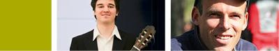 ALBERT PIA guitare, LUC AESCHLIMANN violoncelle