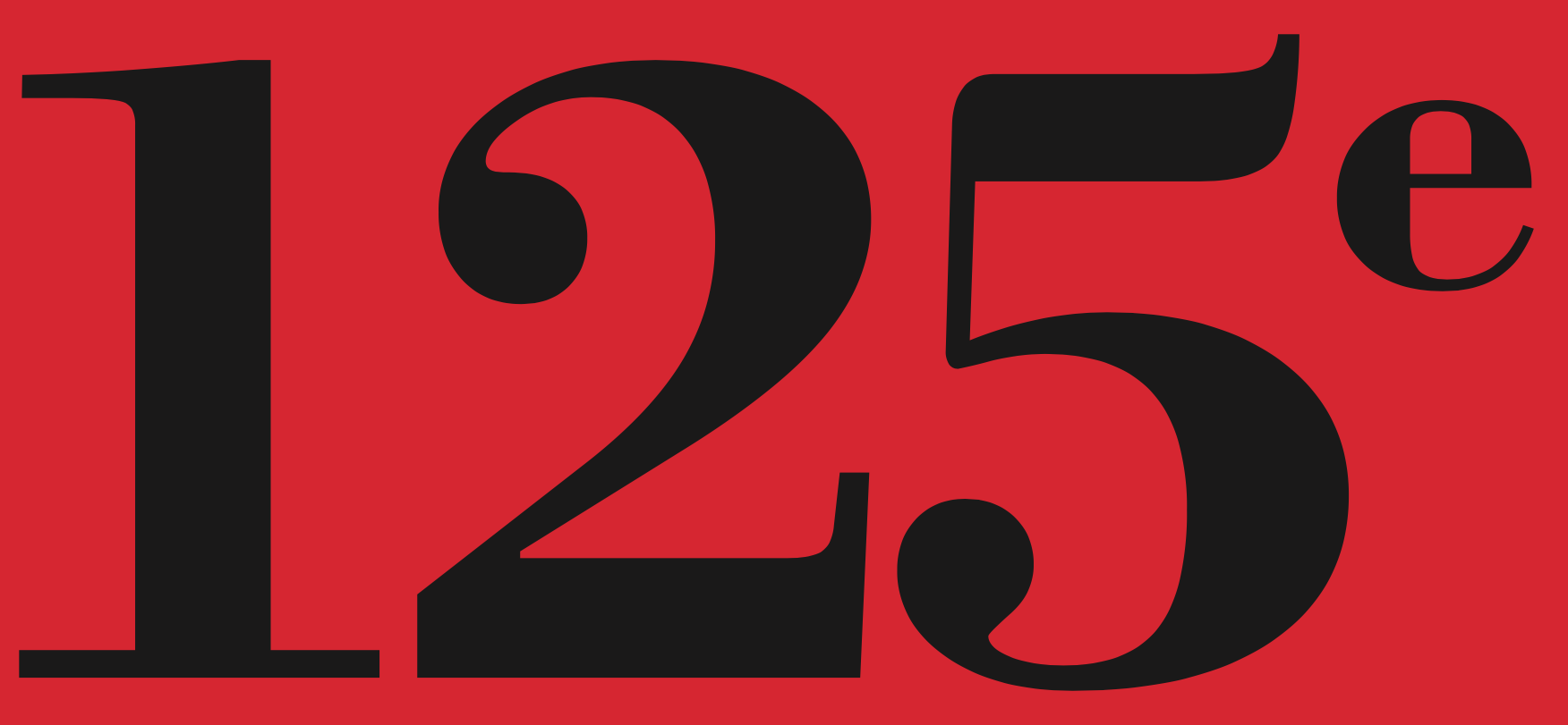 La saison du 125e ouvre avec la Philharmonie tchèque, placée sous la direction de Jiří Bělohlávek ! C'est le 23 octobre...