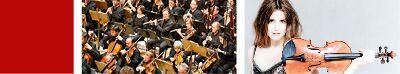 ORCHESTRE DE CHAMBRE DE BÂLE, TREVOR PINNOCK direction, VILDE FRANG violon
