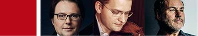 VALERIY SOKOLOV violon, EVGENY IZOTOV piano, GARY HOFFMAN violoncelle